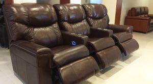 Primetime - Row seating