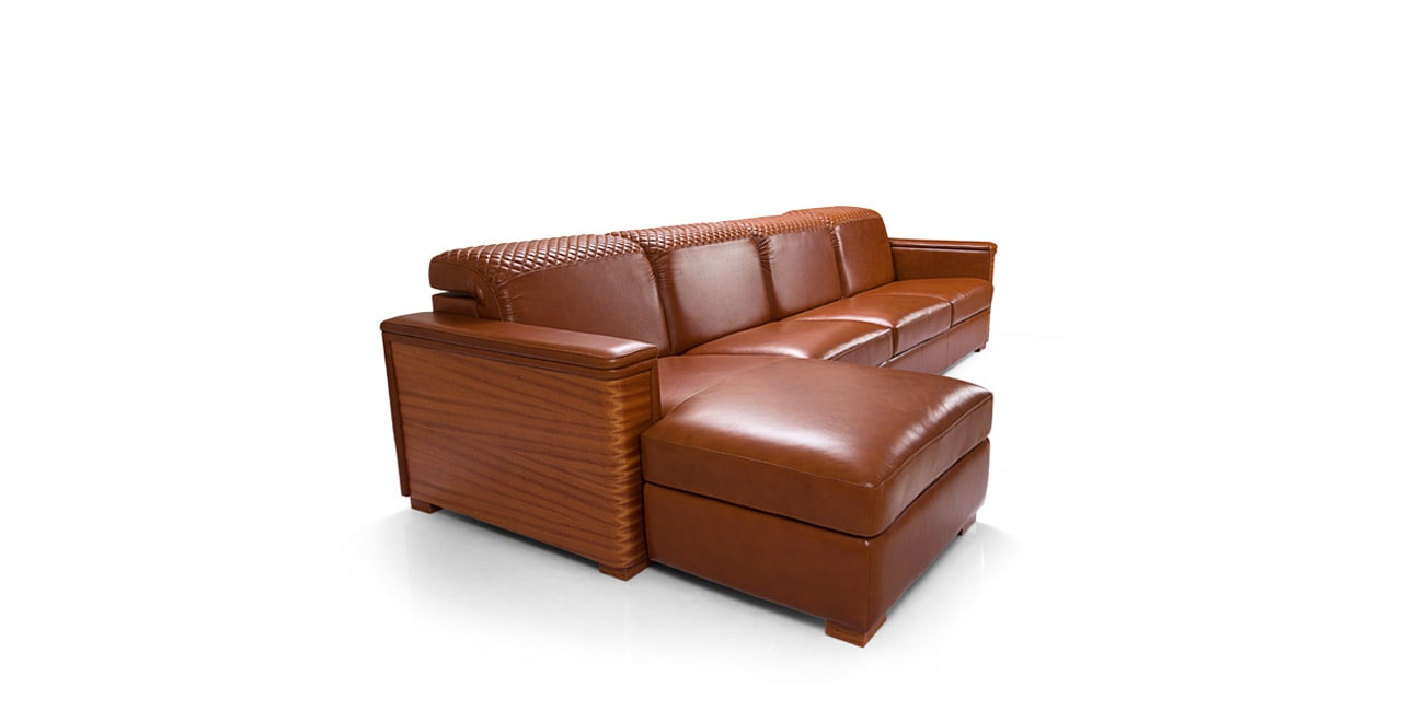 Athena – Sofa with Chaise
