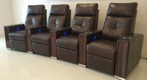 Brabus - Luxury Home Cinema Seating