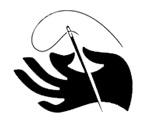 handmade icon black