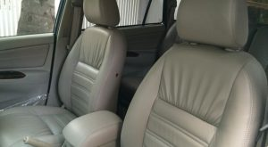 Innova 8 seater- 2014 - Luxure Nappa