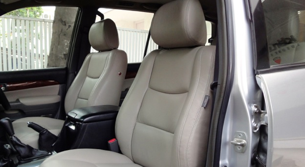 Land cruiser – Prado – Luxure Nappa