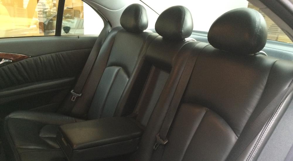 Mercedes E270 - Luxure Nappa