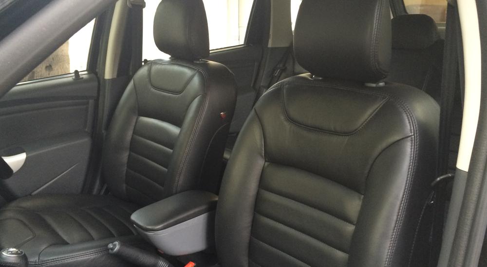 Nissan Terrano – Nappa