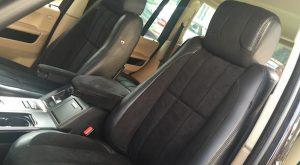Range Rover Vogue - Alcantara & Leather