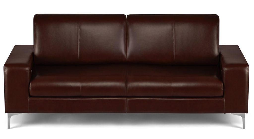 Motion seating fully upholstered in genuine Italian leather. Power adjustable back rest positions for a preferred seat depth, which enables you to extend your feet and relax.